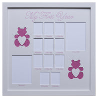 Baby's First Year Photo Frames