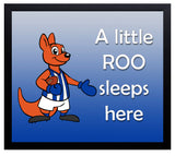 Kid's Room Sign - Roos