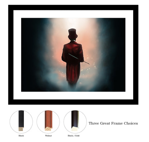 "Magic Poster Print - ""The Greatest Showman"" by Ash Madi"