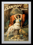 Magic Poster Print - Bancroft - The Slave Of The Orient