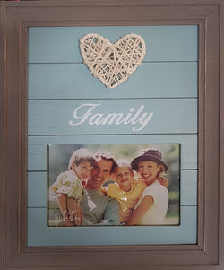 """Family"" Speciality Frame"