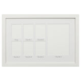 School Years Photo Frame - Primary School - Medium - White Mat with Black Writing