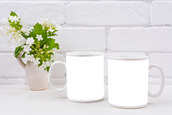 Custom Photo Coffee Mug - Photo Only