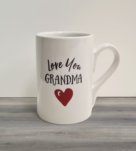 "Mother's Day ""Love you Grandma"" Tall Mug"