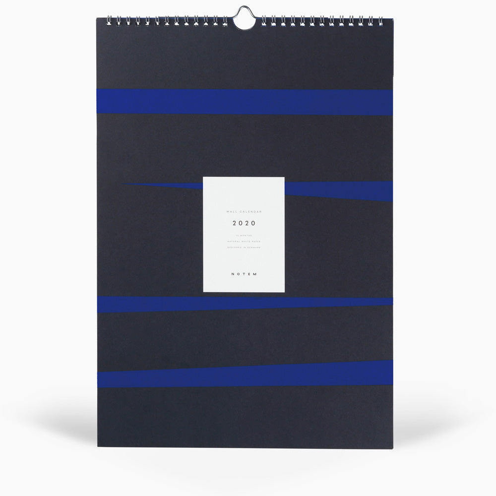 Notem Alva Wall Calendar 2020 Cover