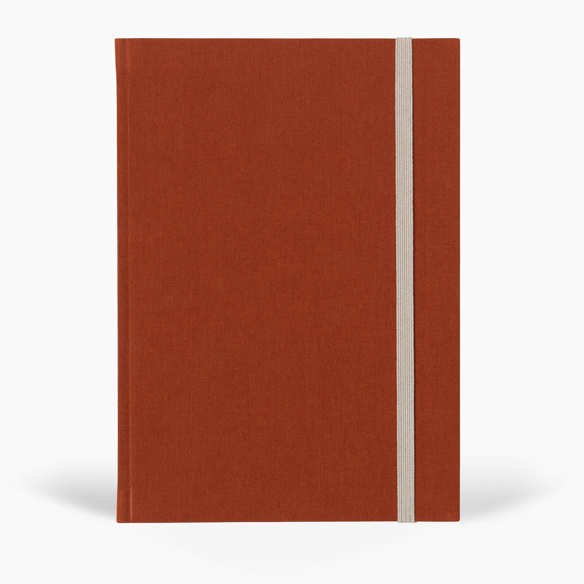 NOTEM Bea Notebook, Medium - Dark Sienna - NOTEM studio
