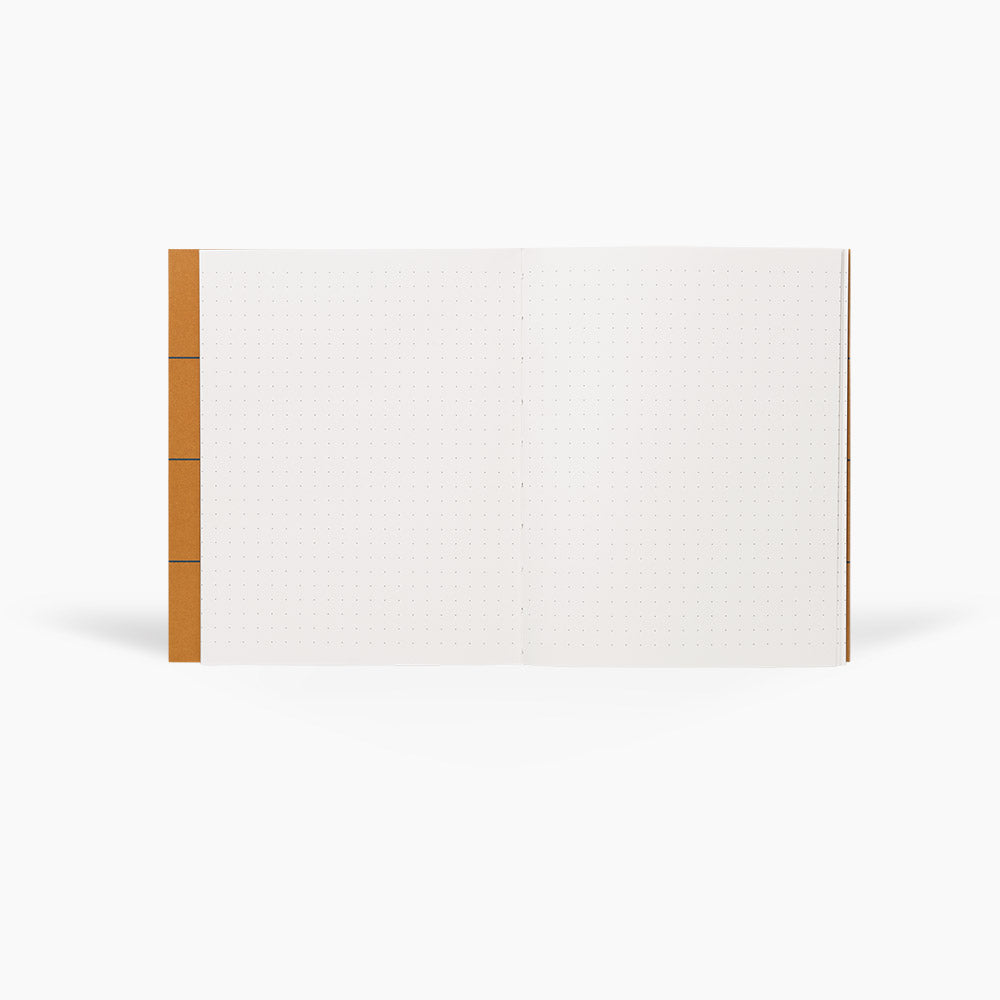 UMA Notebook, Medium - Ochre - NOTEM studio