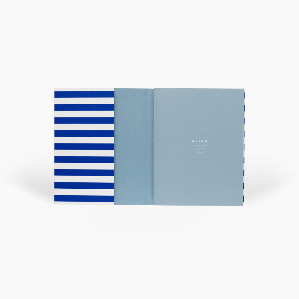 UMA Weekly Planner, Medium - Bright Blue - NOTEM studio