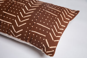 Elle Block Printed Cushion
