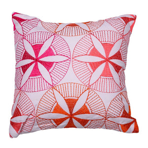 Pinwheel Accent Cushion