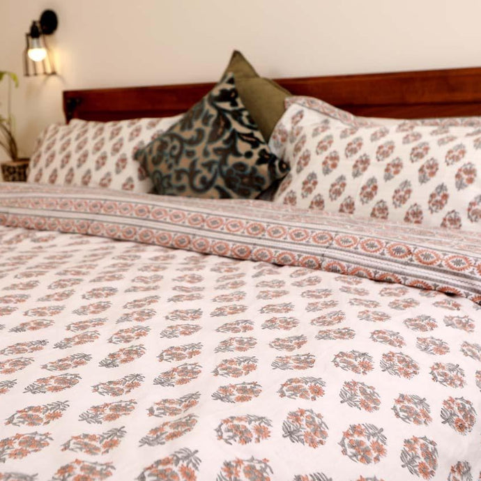 Anjali Duvet Cover - Woven Riches NI