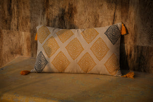 Anika hand block printed - Woven Riches NI