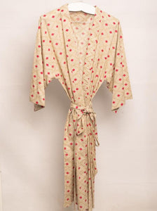 Aarohi Block Printed Robe - Woven Riches NI