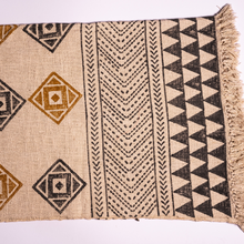 Kanti Geometric Throw - Woven Riches