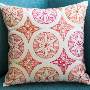 Pinwheel Cushion