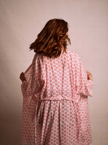 Kavya Block Printed Robe - Woven Riches NI