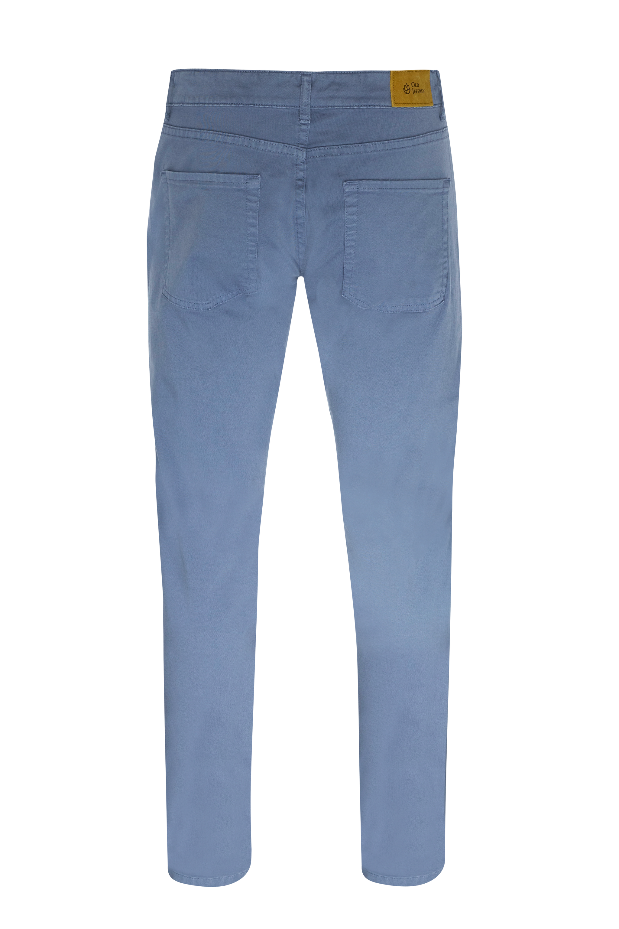 Pantalón 5 Pocket Blue Plumb