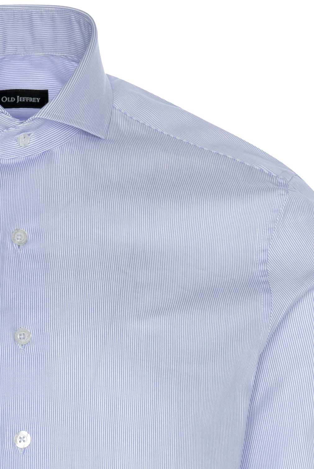 Camisa Dress Code Stripes Blue