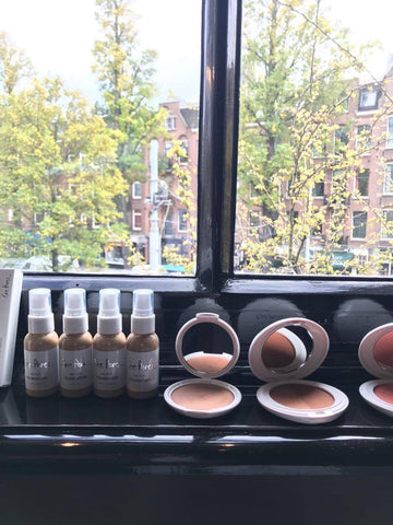 Ere Perez, Natural Makeup, Nourished Nederland