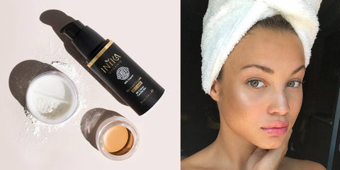 Inika Organic BB Cream Natural Foundation