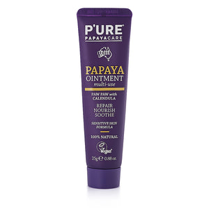 Pure papaya SKIN FOOD, multi-use paw paw & calendula creme, repair, nourish, soothe, 100% natural formula, vegan balm, pure papaya ointment, pure papaya skin food, skin food, pure papaya nourished, nourished pure papaya, sos marmelade, sos balm, nourished sos creme.