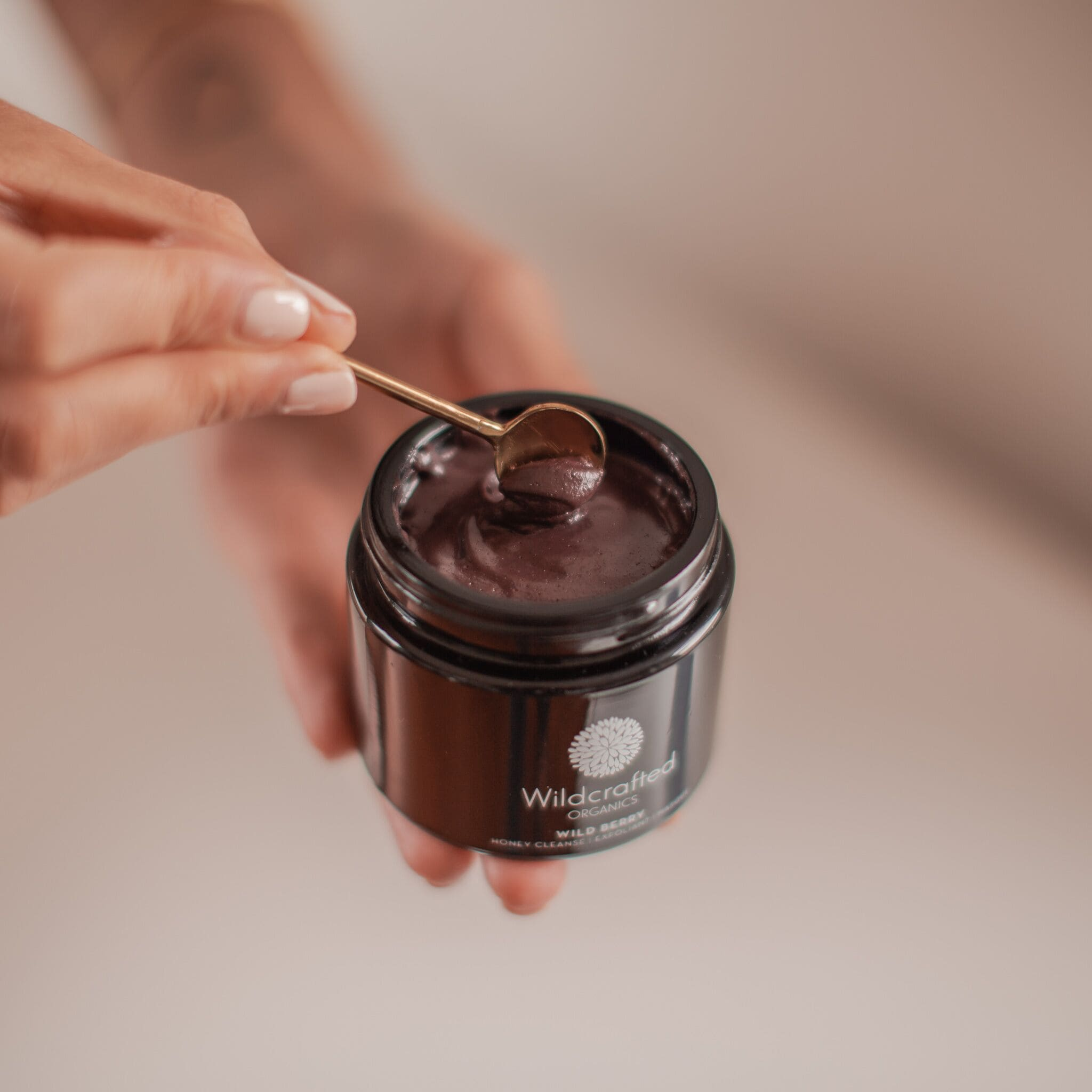 Wild Berry Honey Cleanse Mask
