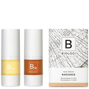 Biologi Bqk – Radiance Face Serum Morning Serum Kakadu Plum + Evening Serum Quandong
