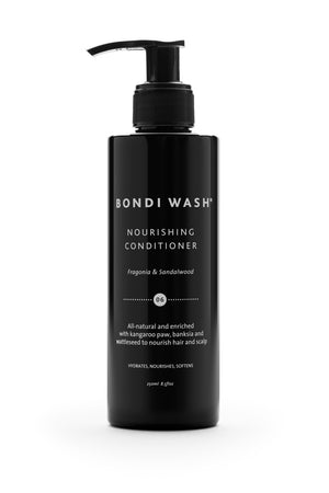 Bondi Wash, natural shampoo, nourishing shampoo, bondi wash nourishing shampoo, nourished nederland, nourished, bondi wash europe, bondi wash nourishing conditioner, nourishing conditioner.