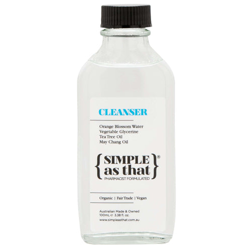 {SIMPLE as that} - Cleanser 100 ml