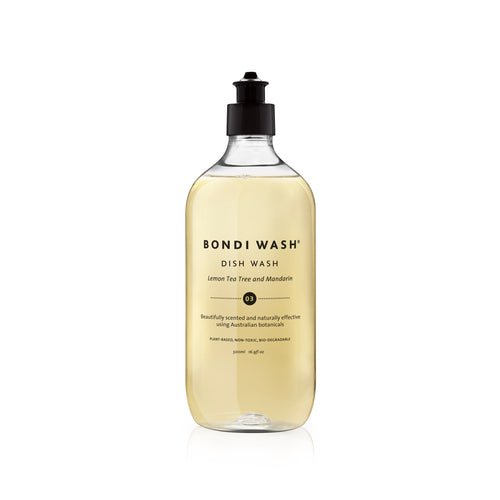 Bondi Wash Dish Wash - Lemon Tea Tree & Mandarin 500 ml