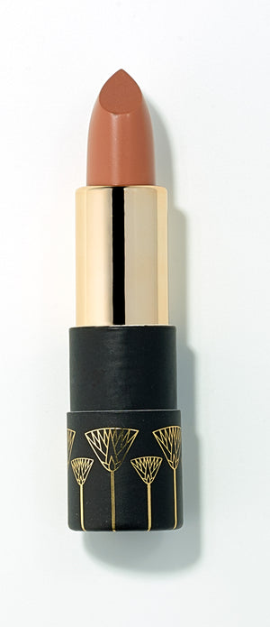 Eye Of Horus, BIO Lipstick, Artemis Nude, Natural lipstick, organic, natural blush, blush, highlighter, bronzer, all natural, organic, eye shadow, Natuurlijke, Clean beauty, green beauty, natural makeup, vegan, vegan makeup, cruelty-free