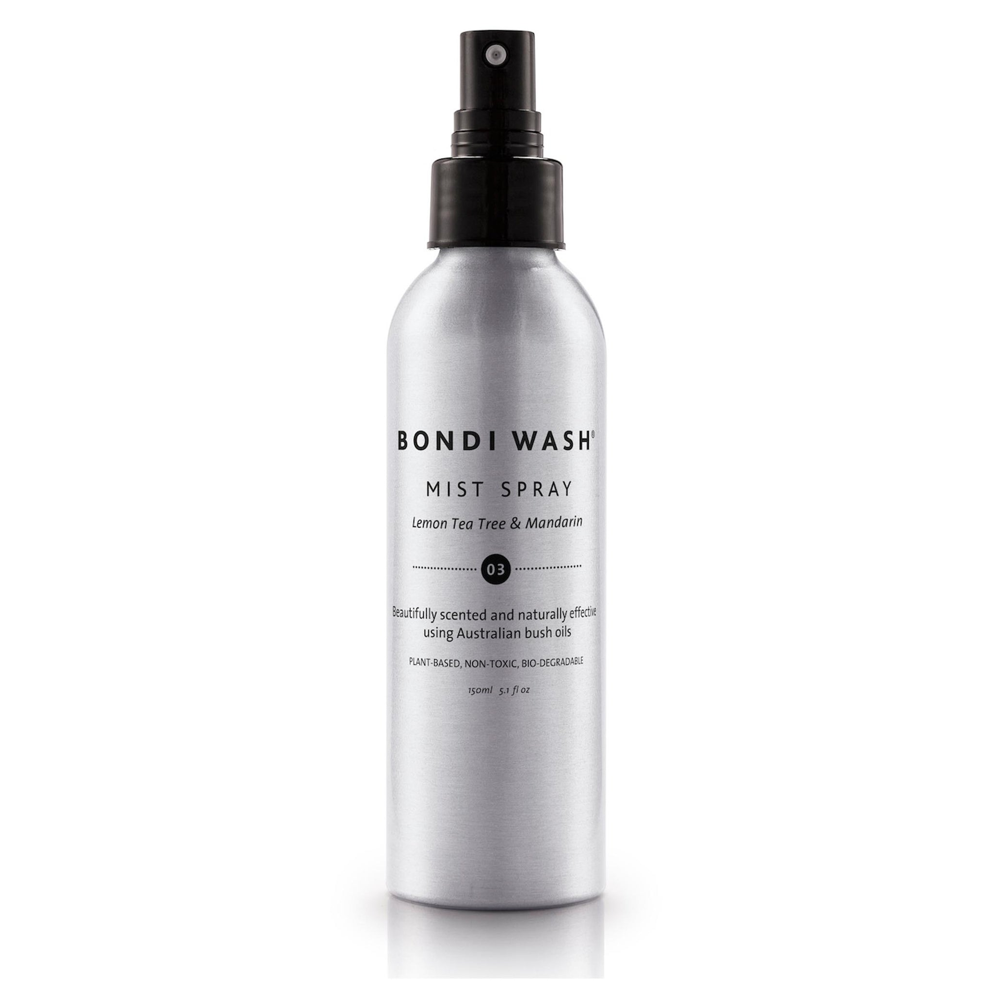 Bondi Wash, Mist Spray, Sanitizer, Multi Puprose Mist Spray, Tasmanian Pepper, Lavender, australian botanicals, home & cleaning, eco clean, sustainable living, home care, hand sanitizer, refreshing, toxic free, cleaning