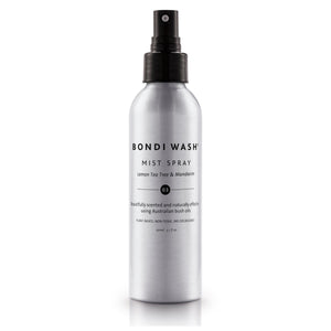 Mist Spray - Lemon Tea Tree & Mandarin