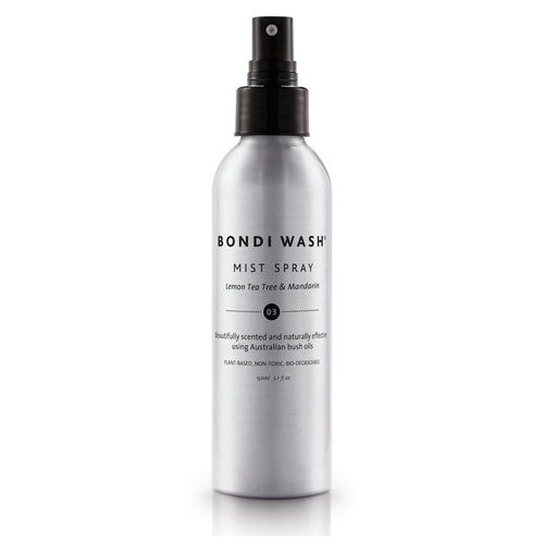 Bondi Wash Mist Spray - Lemon Tea Tree & Mandarin 150 ml