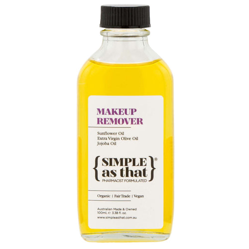 Simple As That - Nourished Nederland, {Simple As That} Make-up Remover, Kokosolie, jojobaolie, natuurlijke moisturizer, natuurlijke huidverzorging, vegan huidverzorging, australian made, Simple as That Make-up Remover, Nourished Nederland, 100% biologische huidverzorging, groene drogist, milieuvriendelijke huidverzorging, natuurlijke cometica, vegan makeup, duurzaam ondernemen, groene webshop