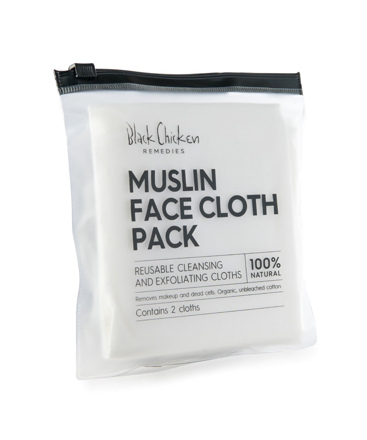 Muslin Face Cloth Pack, Reusable Cleansing And Exfoliating Cloths, 100 % Natural, Make-up remover wipes, organic make up cloths, unbleached cotton, omgebleekt katoen, makeup remover doekjes, 100 % natural.