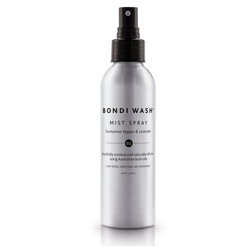 Bondi Wash Mist Spray - Tasmanian Pepper & Lavender 150 ml