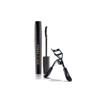 Eye Of Horus, Bio Lash Lift Mascara, Mascara, Natuurlijke, Duurzaam, Natural beauty, clean beauty, vegan, vegan beauty, vegan makeup, natural makeup, clean makeup, natural mascara, Ere Perez, Eye Of Horus, Goddess Lash Curler, vegan, cruelty-free, Nourished