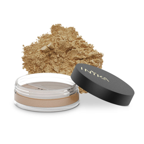 Inika Organics, Loose Mineral Foundation SPF 25, Mineralen Foundation, mineral foundation, natuurlijke foundation, Nourished x Inika organics, Australian Owned.