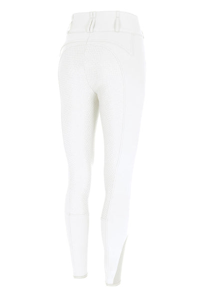 Pikeur Candela Grip Breeches White - Size 42 [14] In Stock