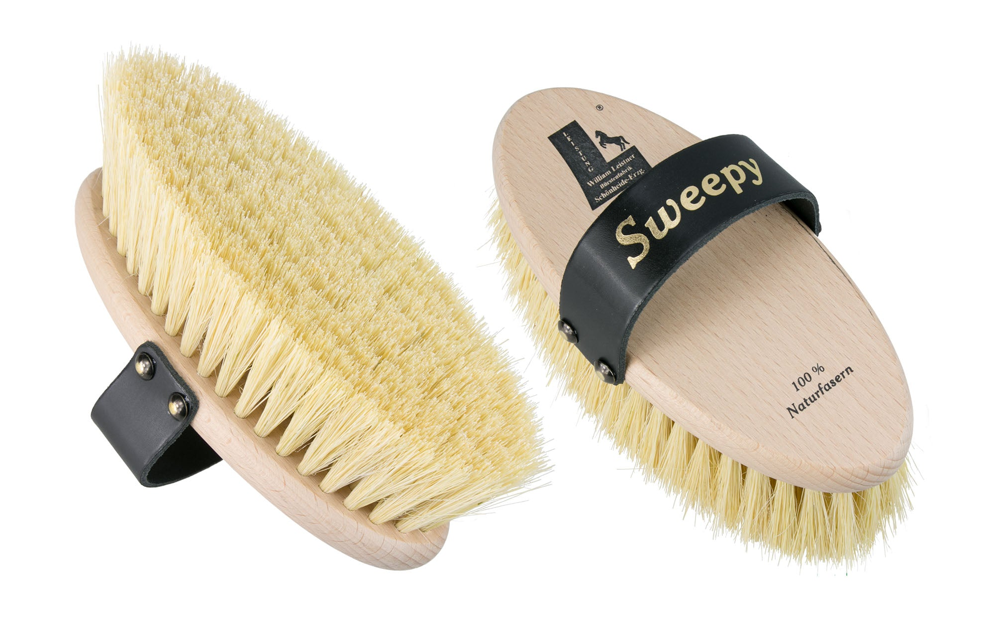 Leistner Sweepy Sweat & Grime Brush