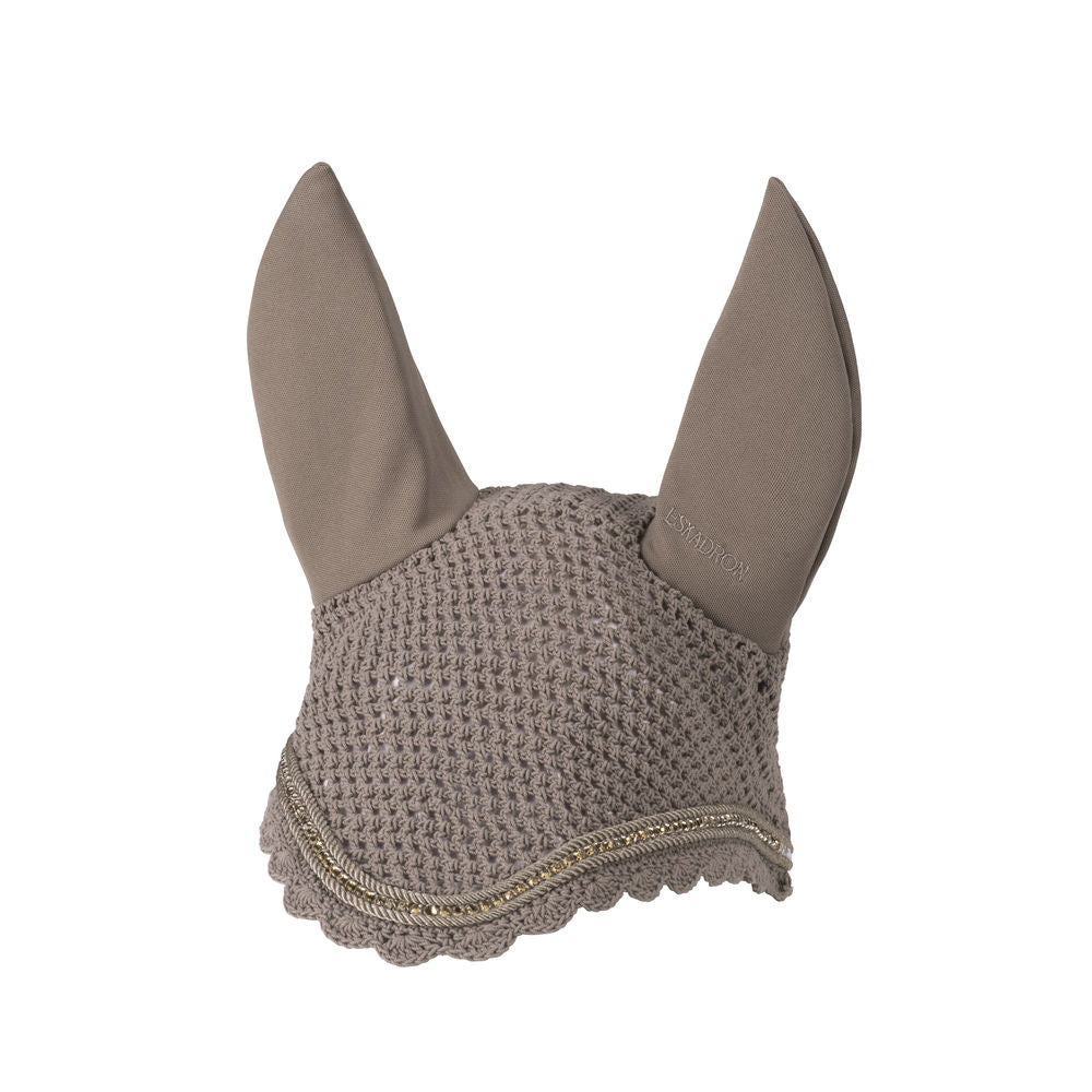 Eskadron Classic Sports Fly Hood Crystal Tender Taupe