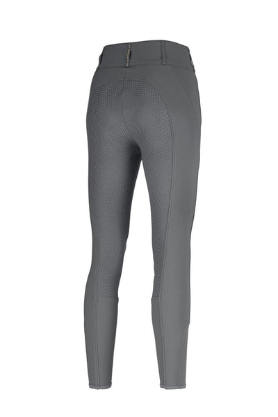 Pikeur Jonna Grip Steel Grey High Waist Breeches