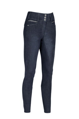 Pikeur Candela Grip Jeans Blue [In Stock Size 10/38]