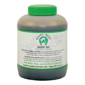Worlds Best Hoof Oil 500ml