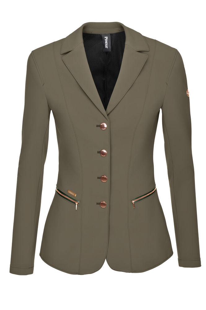 Pikeur Paulin Competition Jacket Olive Tree Rose Gold [Pre-Order]