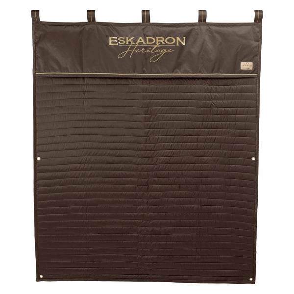 Eskadron Stable / Box Set Curtain & Door Safe Black Mocha