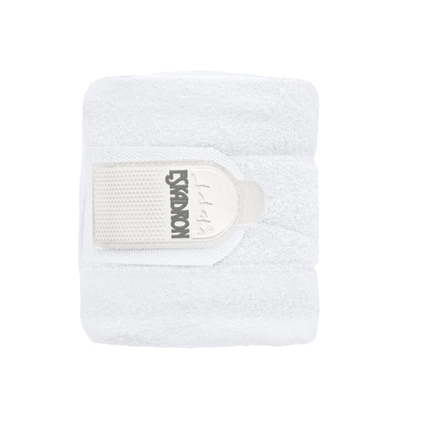 Eskadron Fleece Bandages White
