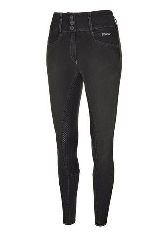 Pikeur Candela Grip Limted Edition Black Jeans [In Stock 36/8]