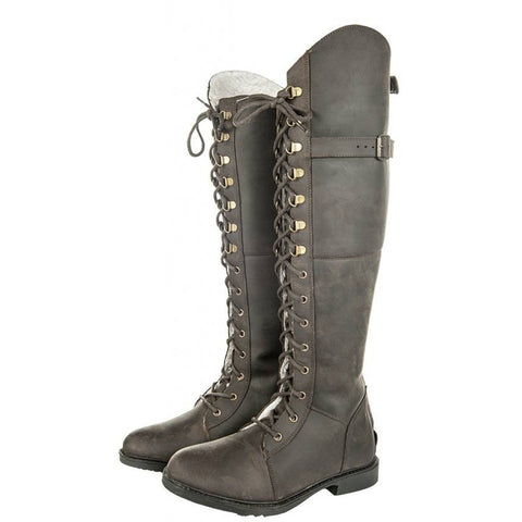 HKM Dublin Winter Lined Lace Up Boots [Special Order]